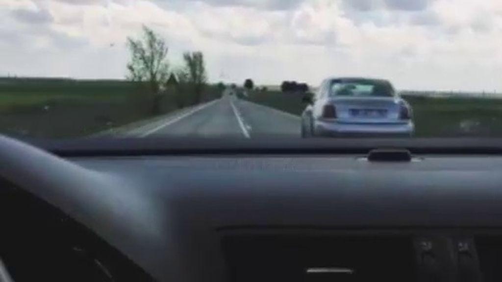 Conducir a 200 kilómetros por hora y grabarlo: una aventura que suele terminar en comisaría