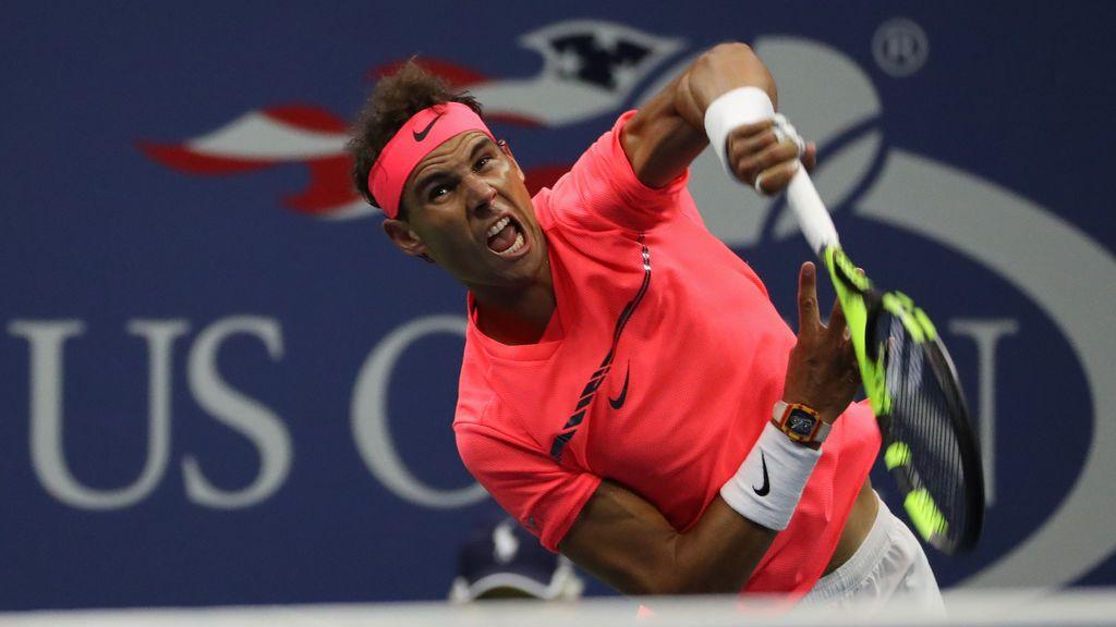 Nadal debuta con victoria ante Lajovic en su primer partido como nuevo número uno