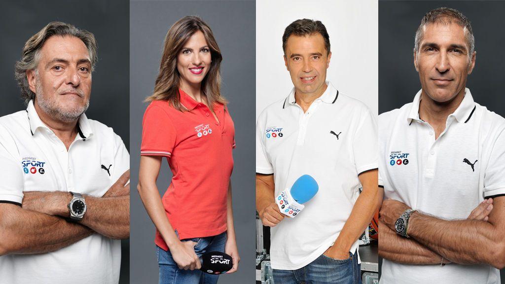 ¡Arranca el Eurobasket en Mediaset! Descubre