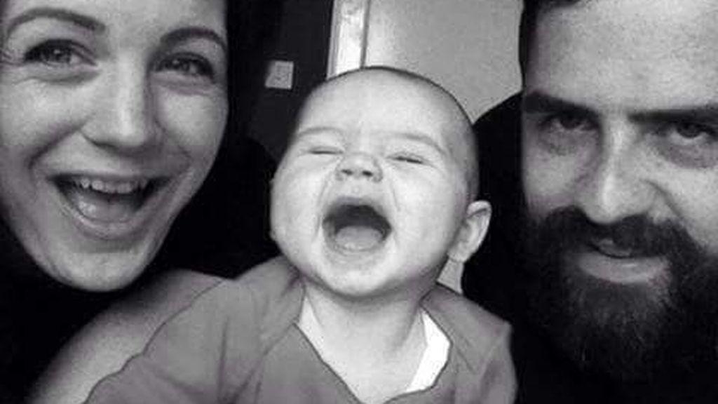 """""""Lo siento, no hay bebé"""": Una madre descubre que no está embarazada y es un tumor"""
