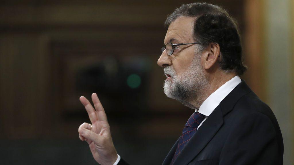 """Rajoy critica que lo obliguen a declarar sobre la financiación del PP:  """"ya he tenido 52 intervenciones"""""""