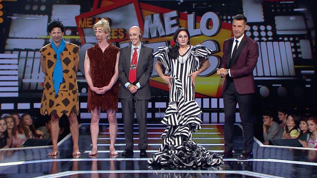 'Álex Pantoja' se proclama vencedor del equipo de Yolanda gracias a Jorge y Santi