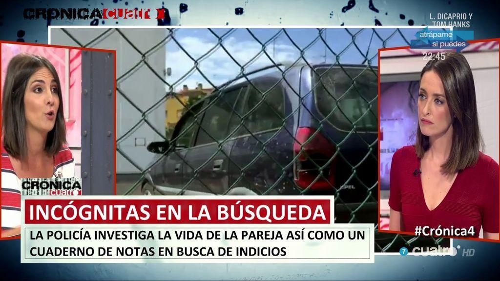 Se investiga qué hacía una piedra dentro del coche de los desaparecidos en el pantano de Susqueda