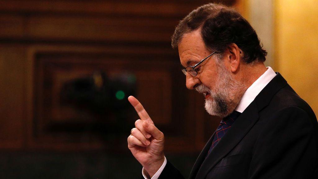 Mariano Rajoy comparece en el Congreso por el caso Gürtel