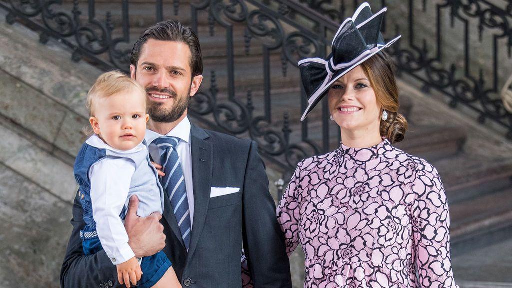 ¡Nuevo 'baby royal'! Carlos Felipe y Sofía de Suecia, padres de su segundo hijo