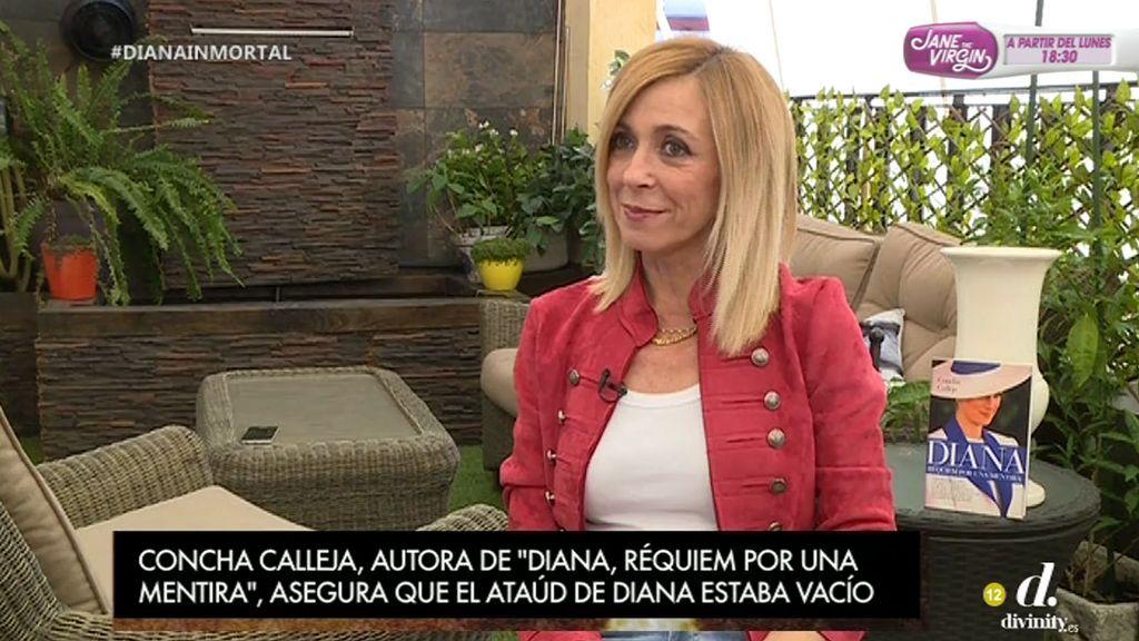 Concha Calleja Asegura Que Ladydi Fue Enterrada Dos Días Antes De La