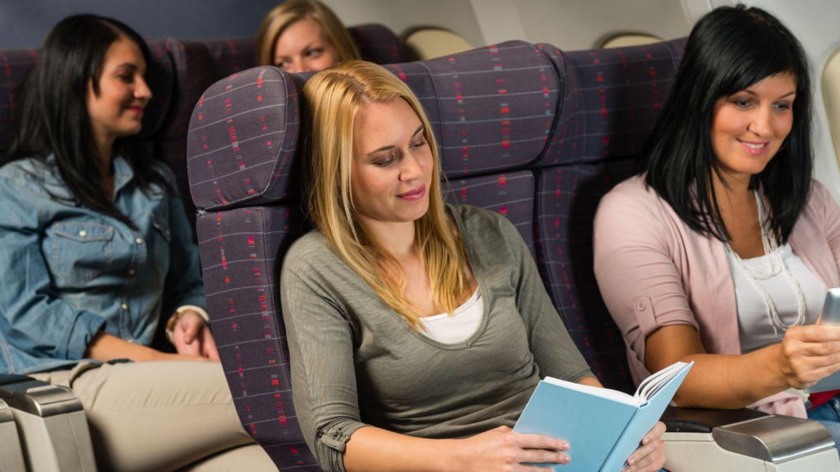 ¿Por qué no debes apagar el aire acondicionado del avión?