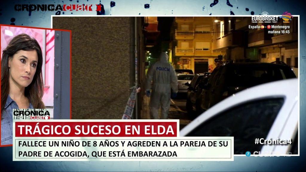 Se investiga qué ocurrió en el piso donde ha muerto un niño y una mujer ha resultado herida