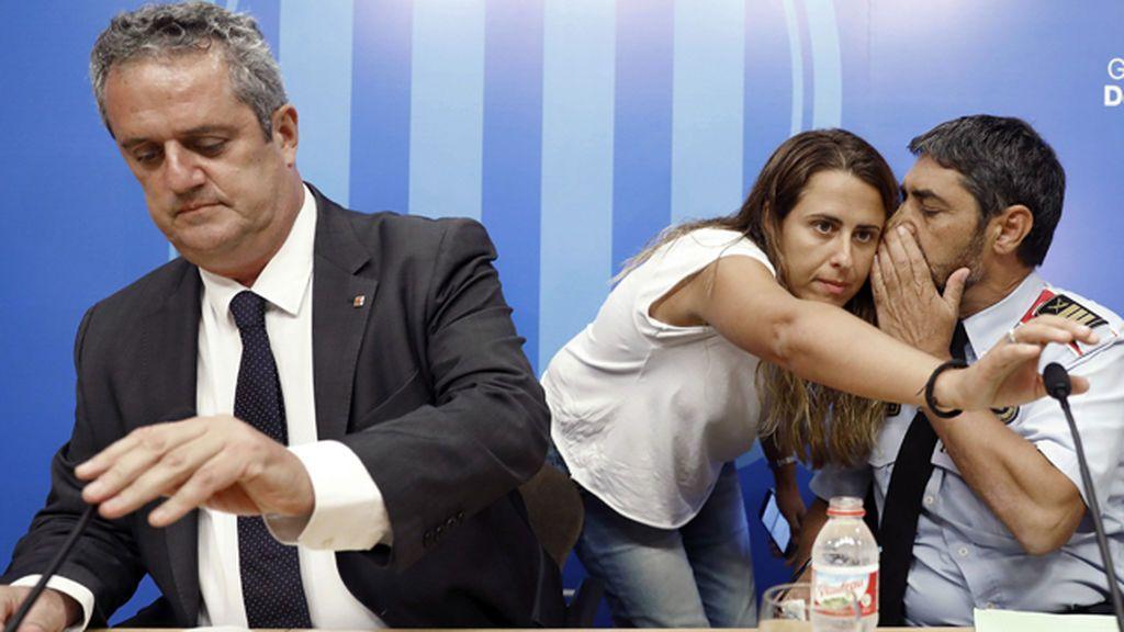 La Generalitat y el Estado restaron credibilidad al aviso de atentado en Las Ramblas