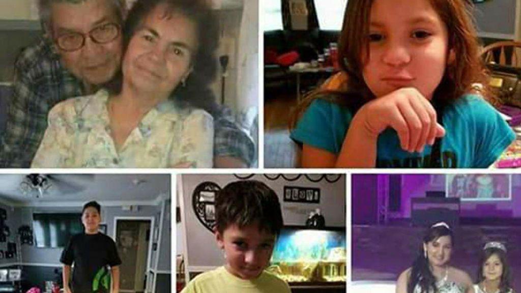 Ve morir ahogados a sus padres y a sus cuatro sobrinos atrapados en el coche cuando intentaban escapar de Harvey