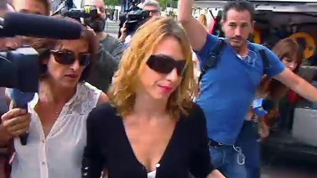 La familia de Juana Rivas también se acoge a su derecho a no declarar ante el juez