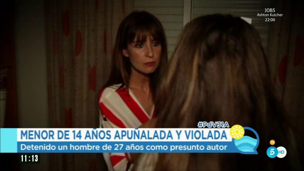 Una menor de 14 años, violada y apuñalada en una casa en obras de Granada