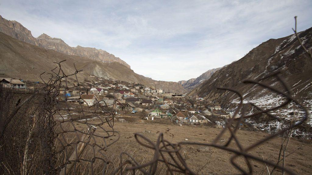 Más de 500 personas atrapadas por un alud de barro en el Cáucaso Norte