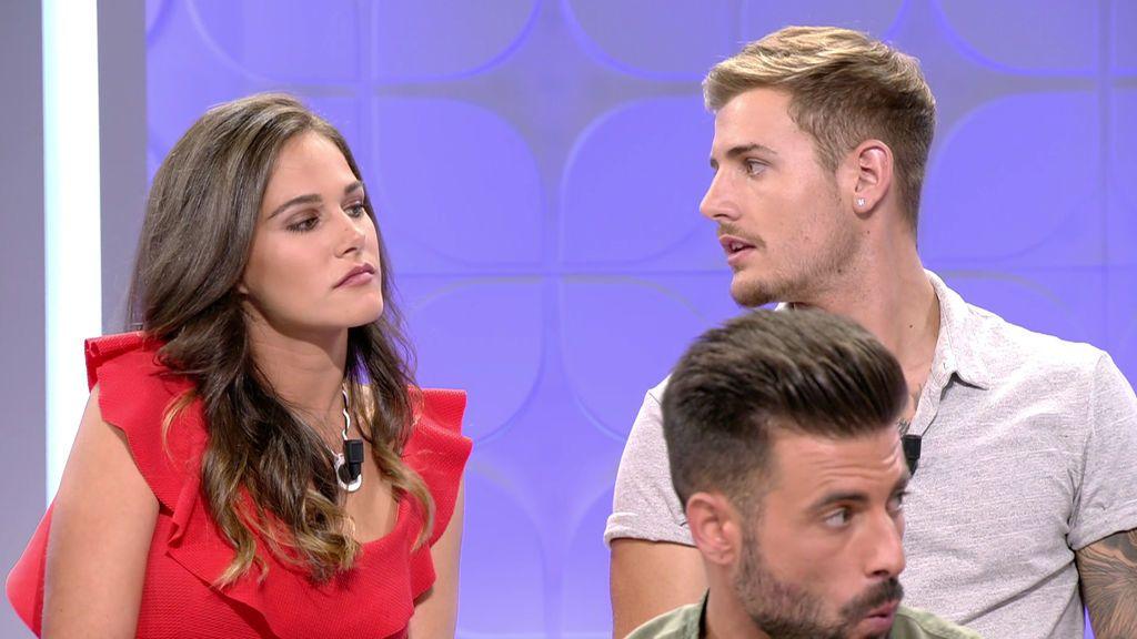 "Christian: ""Ahora ya no sé si quiero que Nadia venga a Italia"""