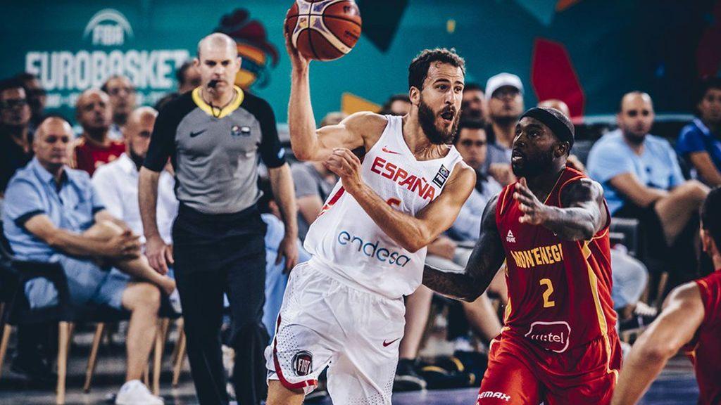 ¡Espectáculo puro! El 'Chachismo' irrumpe en el Eurobasket por la puerta grande