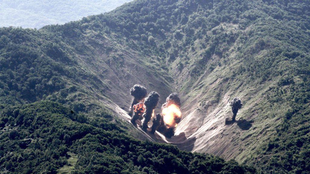 Ejercicio militar de la Fuerza Aérea de EE.UU. y Corea del Sur