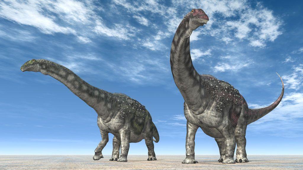 Los dinosaurios desaparecieron tras una larga noche de dos años