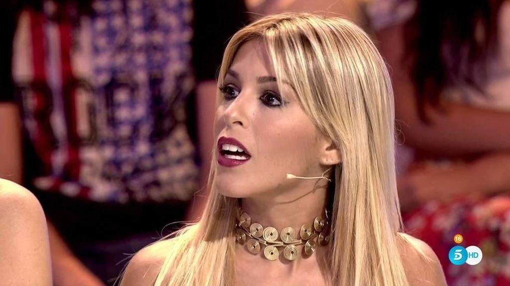 Oriana Marzoli, preocupada por Ignacio Lastra tras su trágico accidente en coche