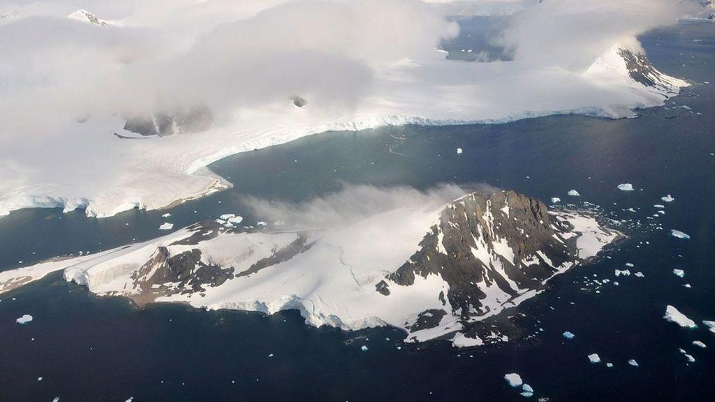 Calientan las aguas del Antártico un grado y se sorprenden del resultado