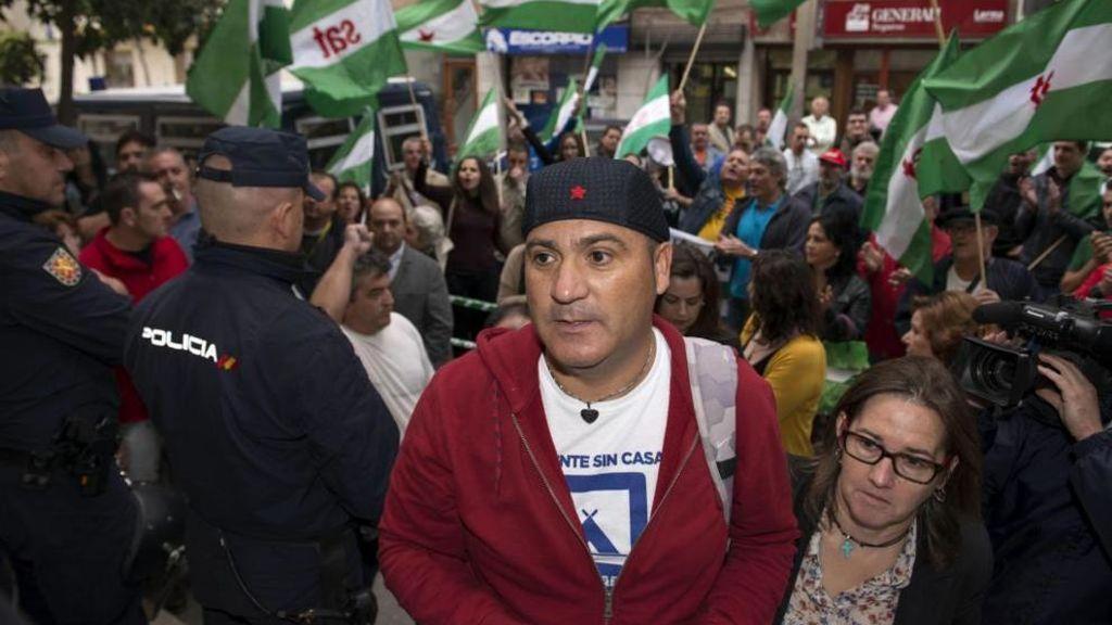 Andrés Bódalo sale este viernes de la cárcel con un permiso de seis días