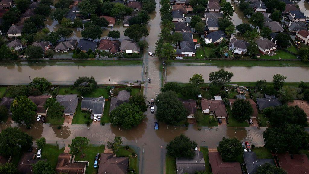 No, el Harvey no lo han provocado las lesbianas como han dicho: así se forma de verdad un huracán