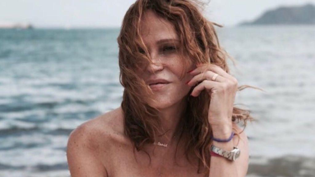 Antonia San Juan, ''natural, salvaje y muy sexy''
