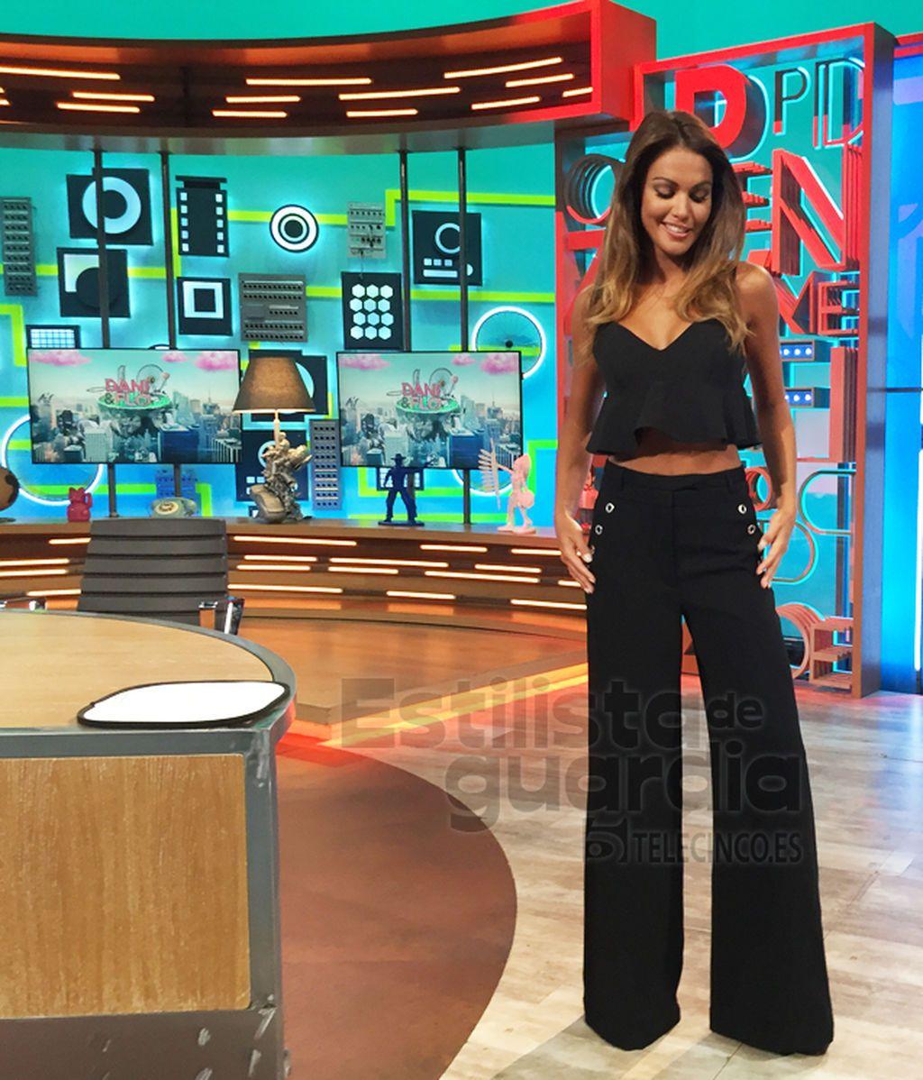 Lara Álvarez vuelve a la tele