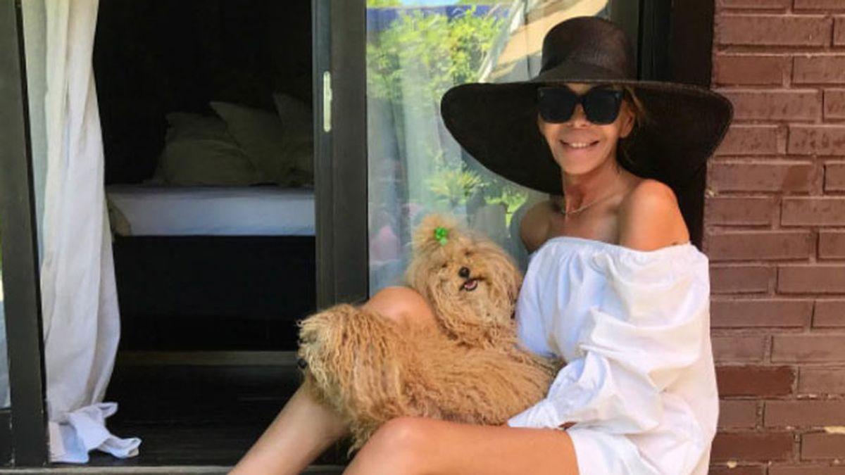 La casa de Bibiana Fernández ya tiene dueños