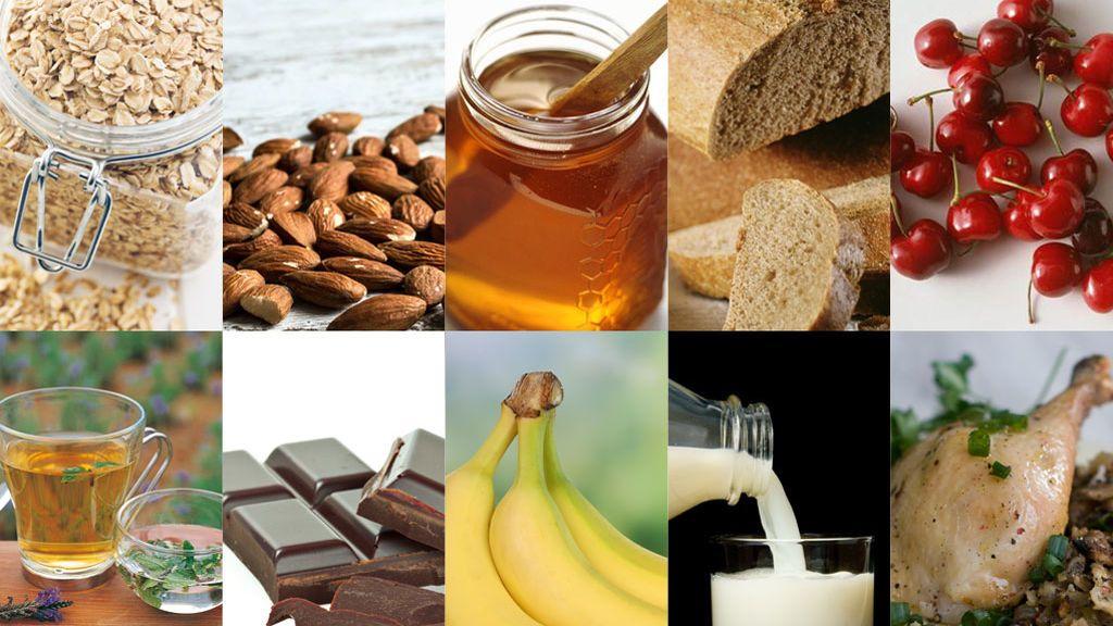 Diez alimentos que ayudan a dormir mejor