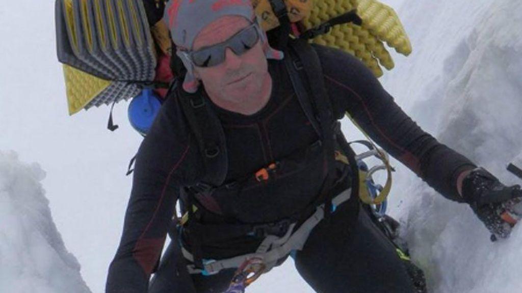Muere el montañero granadino desaparecido en los Alpes tras sufrir un accidente