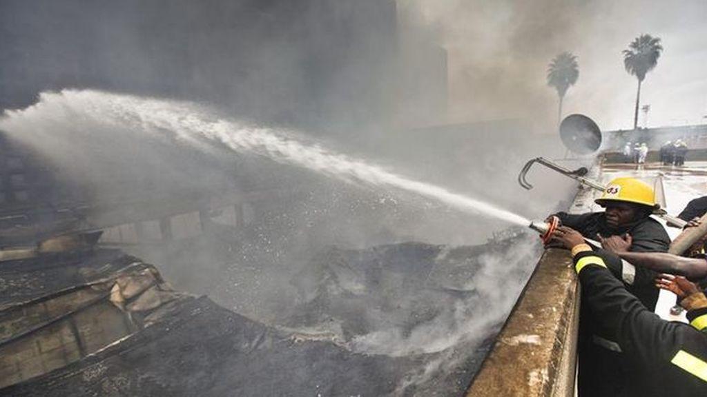 Mueren siete alumnas por un incendio en un internado femenino de Nairobi