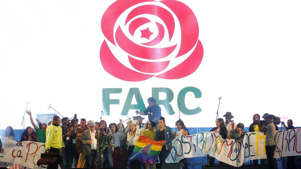 """Las FARC se convierte en partido político: """"Queremos ser gobierno"""""""