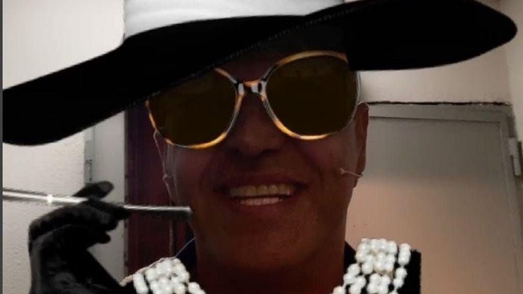 "¡Atención! Kiko Matamoros ""se disfraza"" de mujer para dar tres bombazos💣"