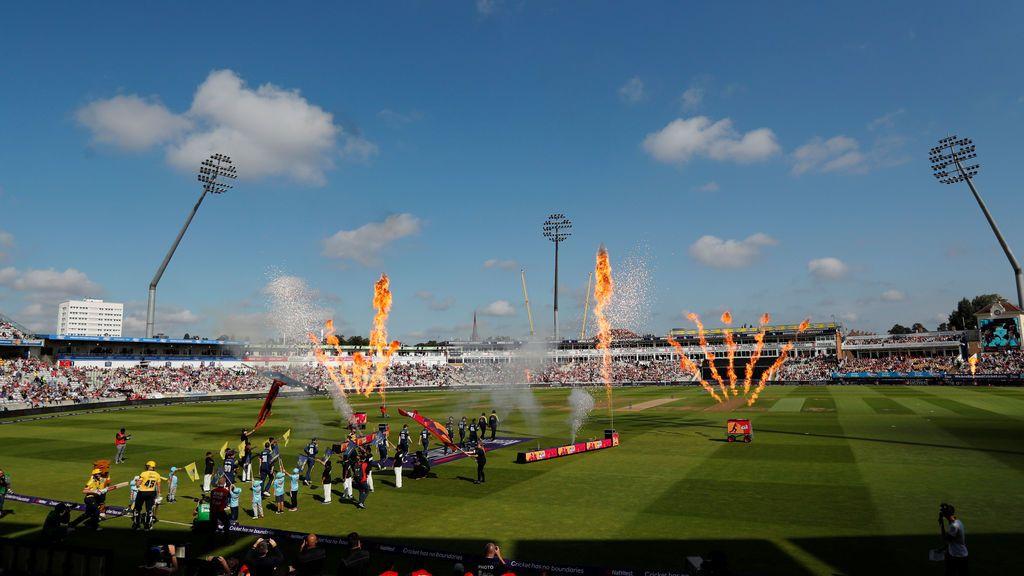 Semifinal de criquet BatWest T20 Blast: Birmingham Bears contra Glamorgan