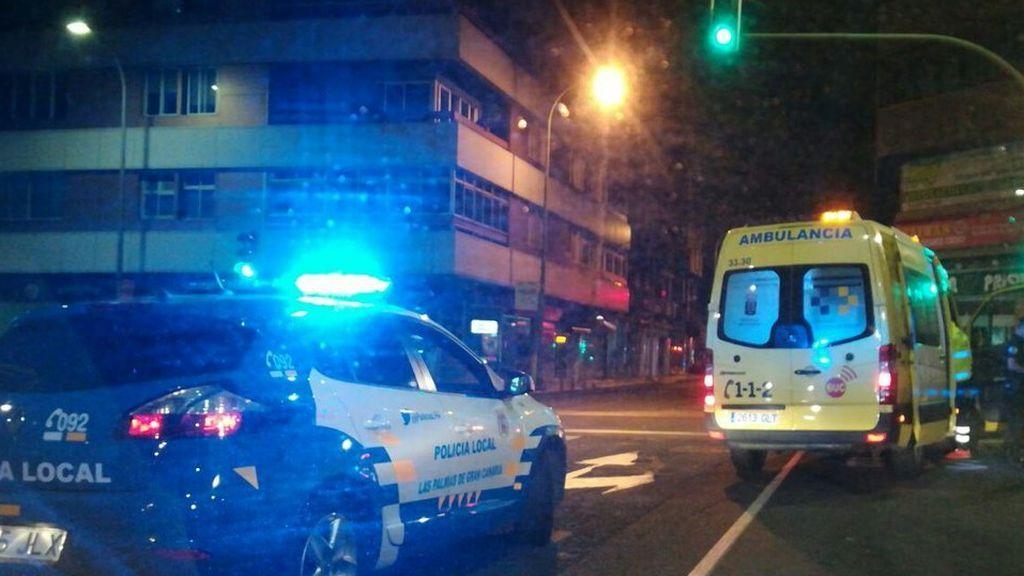Detenido por intentar asesinar a su expareja con un cuchillo en Las Palmas