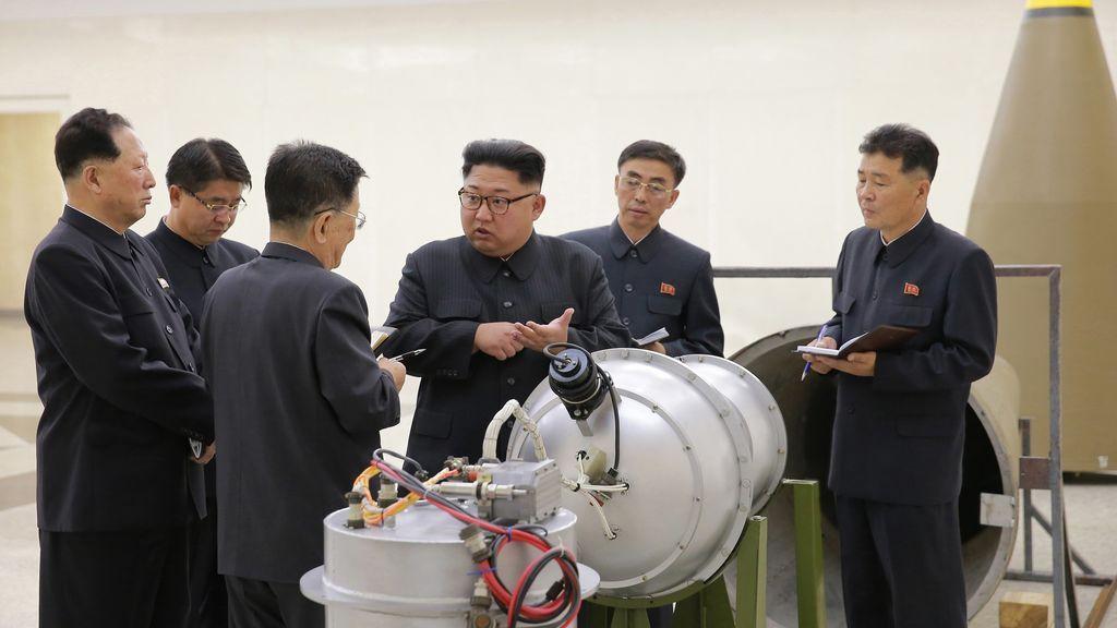"""Corea del Norte asegura que ha probado con """"perfecto éxito"""" una bomba de hidrógeno"""