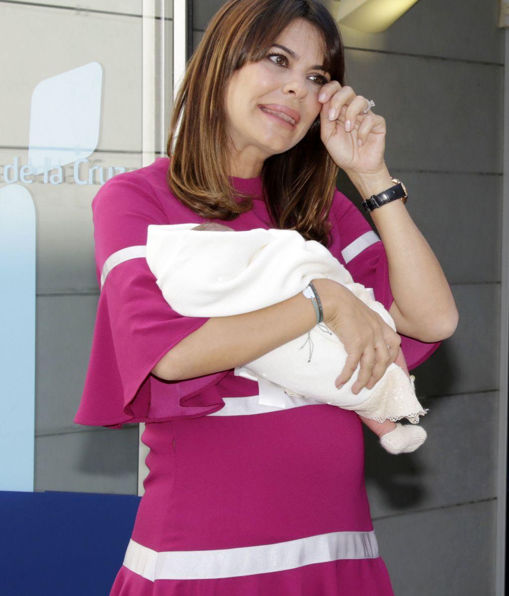 María José Suárez presentación Elías