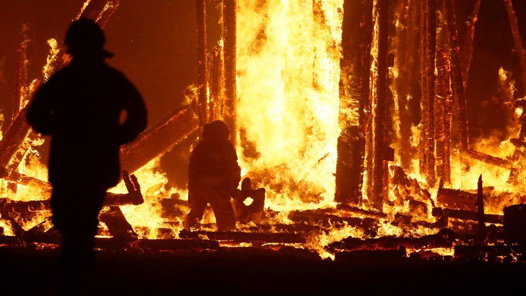 Hombre quemado en festival 5