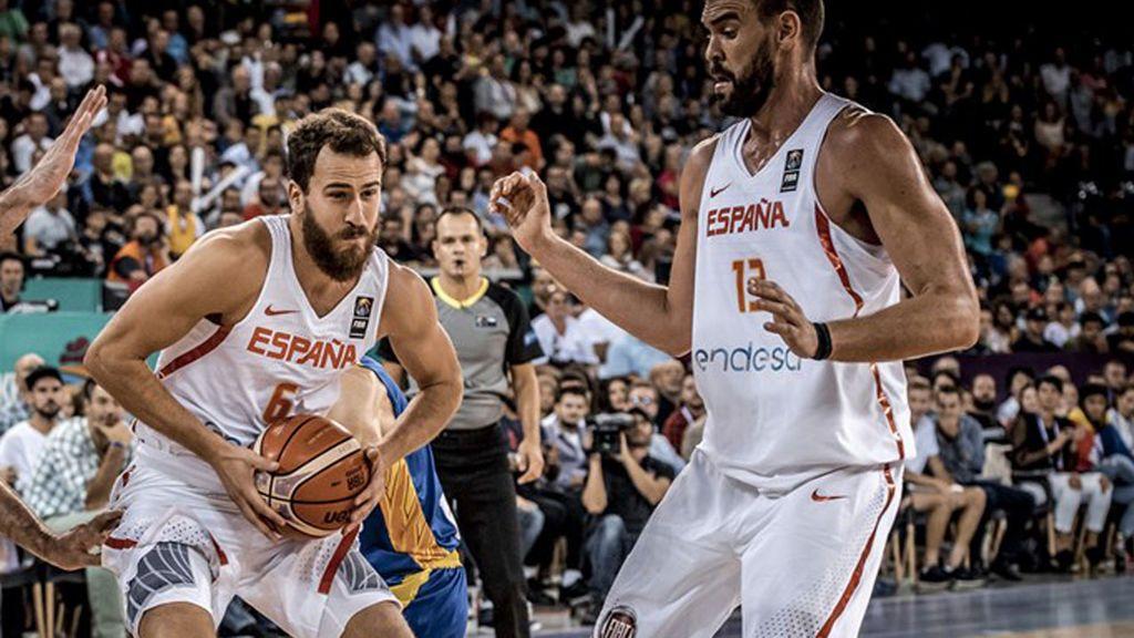 España-Croacia: duelo de altura en el partido 1.000 de la ÑBA este martes a las 16.45h en Cuatro y Mitele.es