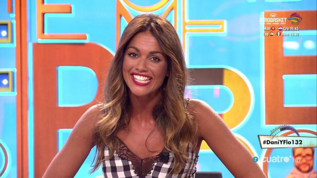 Lara Álvarez, a examen: ¿Suele ser ella quien deja a sus novios o la dejan a ella?