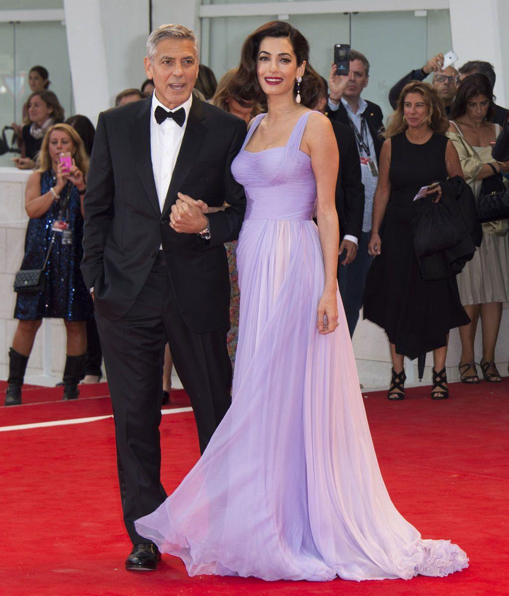 George y Alma Venecia