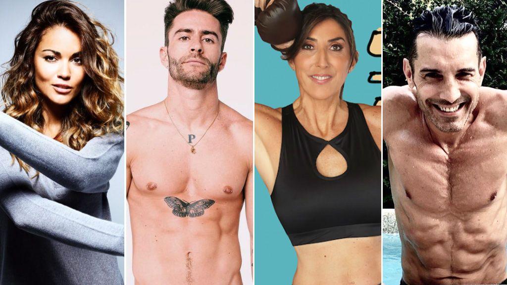 ¡Ponte en forma con los presentadores de Telecinco! Los mejores trucos VIP para tu rutina diaria de ejercicio