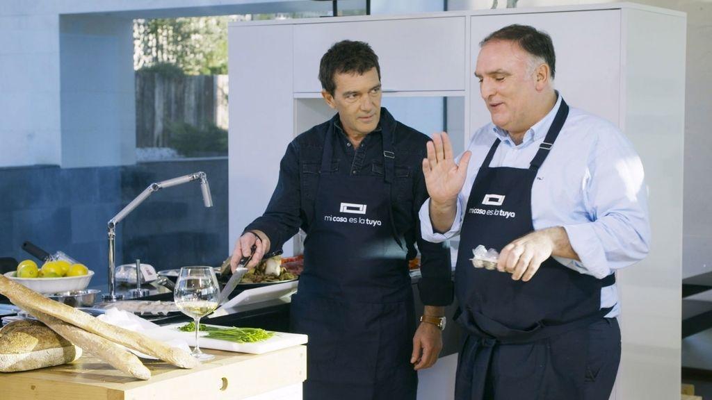 ¿Te ha invitado Bertín? ¡Pues ponte el delantal!