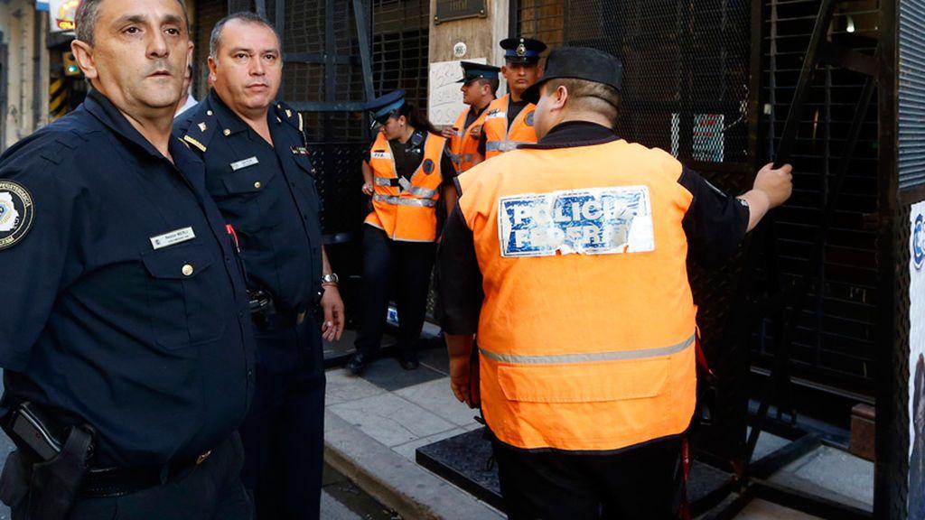 Policía Buenos Aires