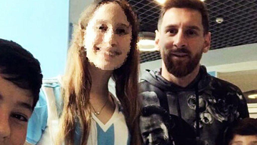 ¿¡Ves algo raro!? La foto más viral de Messi que hace flipar a las redes