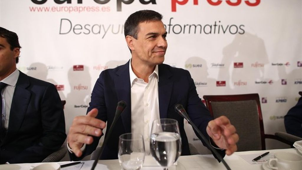 """Pedro Sánchez, sobre su retorno: """"Lo que no mata te hace más fuerte"""""""