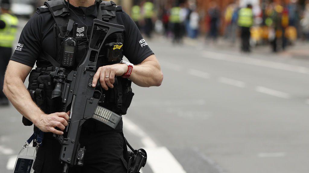 La Policía de Reino Unido detiene a cuatro hombres sospechosos de planear actos terroristas
