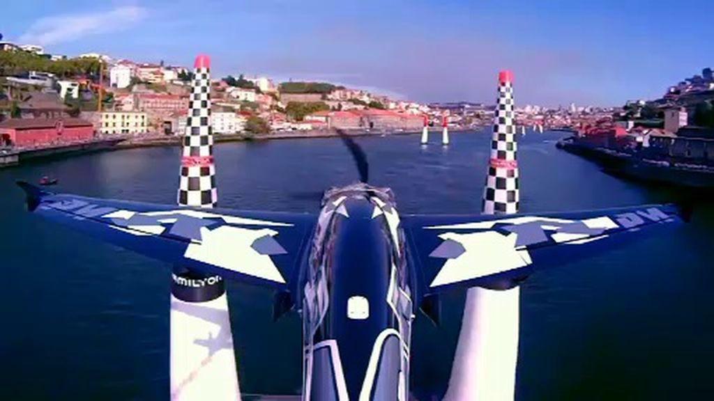 La carrera de las carreras revoluciona los cielos de Oporto, ¡y a sus deportistas!