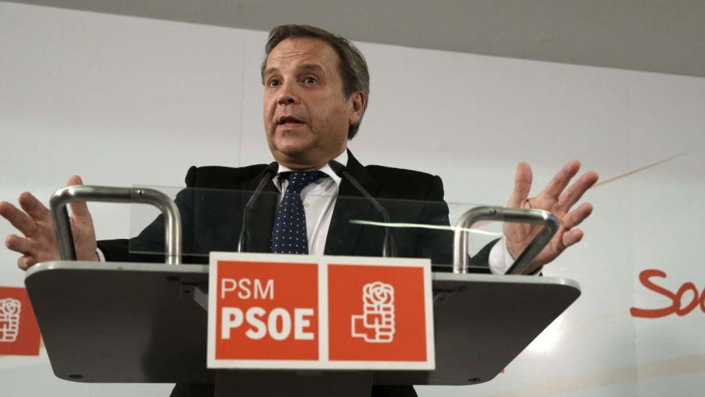 El socialista Antonio Miguel Carmona