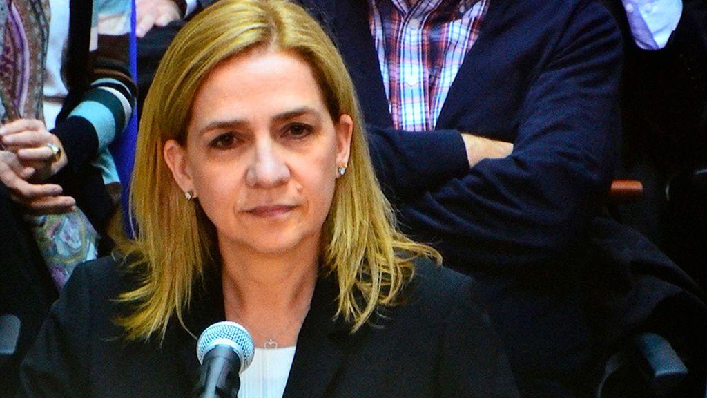 Absuelven a los dos abogados acusados de grabar la declaración de la Infanta Cristina por el caso Nóos
